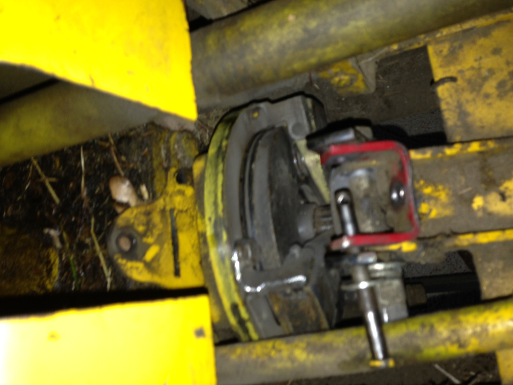 Coolant & Starting issues in 185 - Farmall Cub