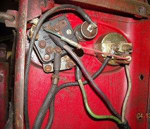 Super A Electrical Wiring - Farmall Cub on