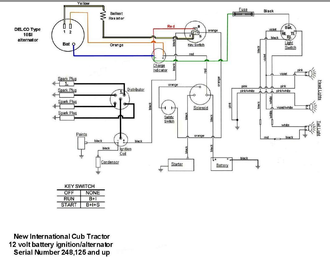 12 volt wiring diagram to20 ferguson tractor 12 wiring diagram free